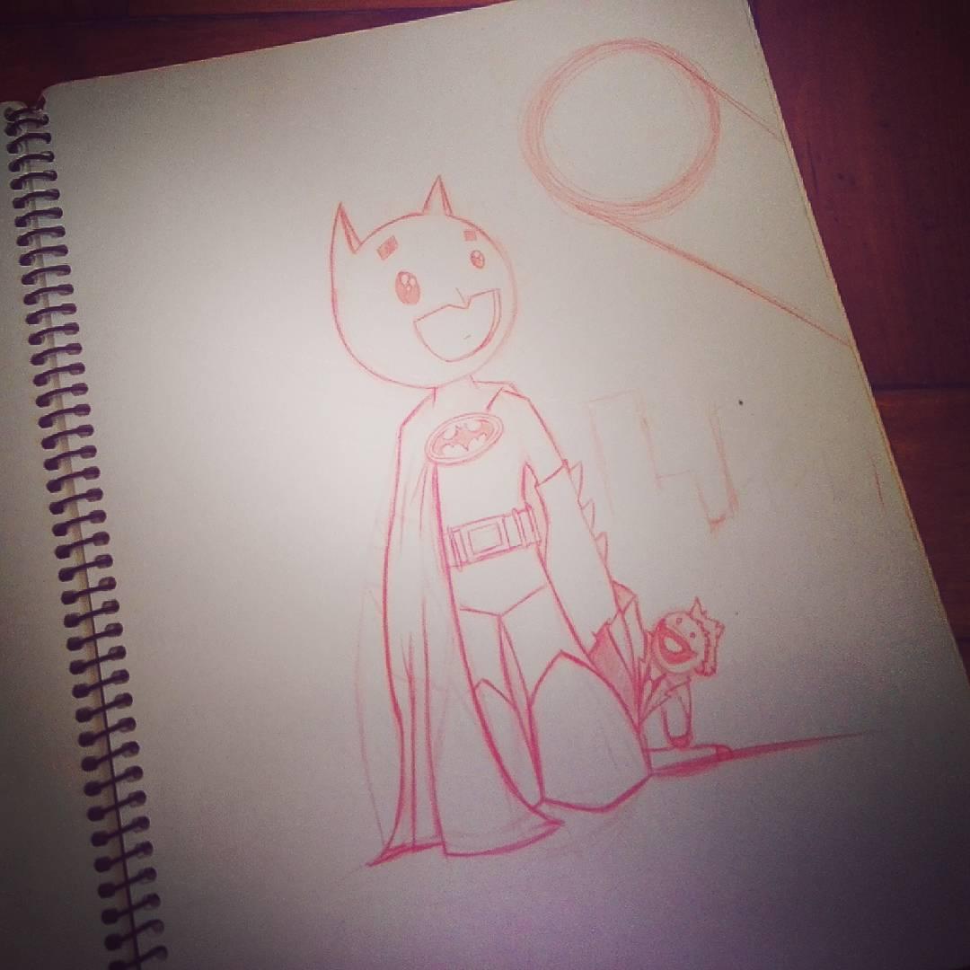 Soy la noche Batman